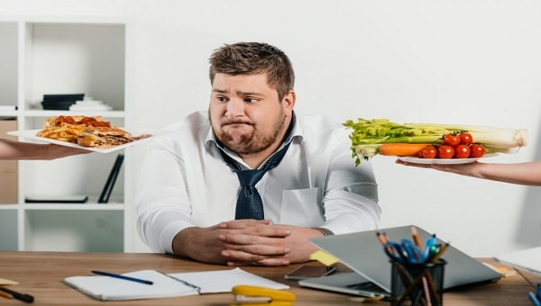 Soluções saudáveis para estresse e obesidade