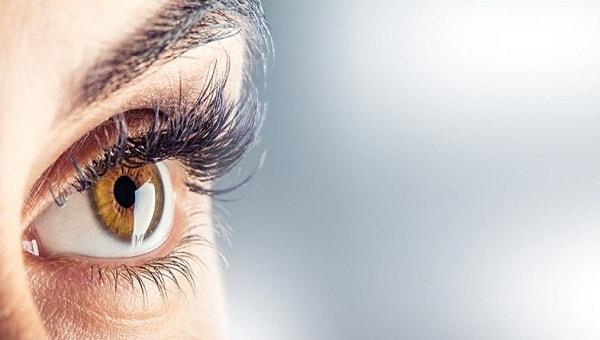 Abra seus olhos para uma visão saudável